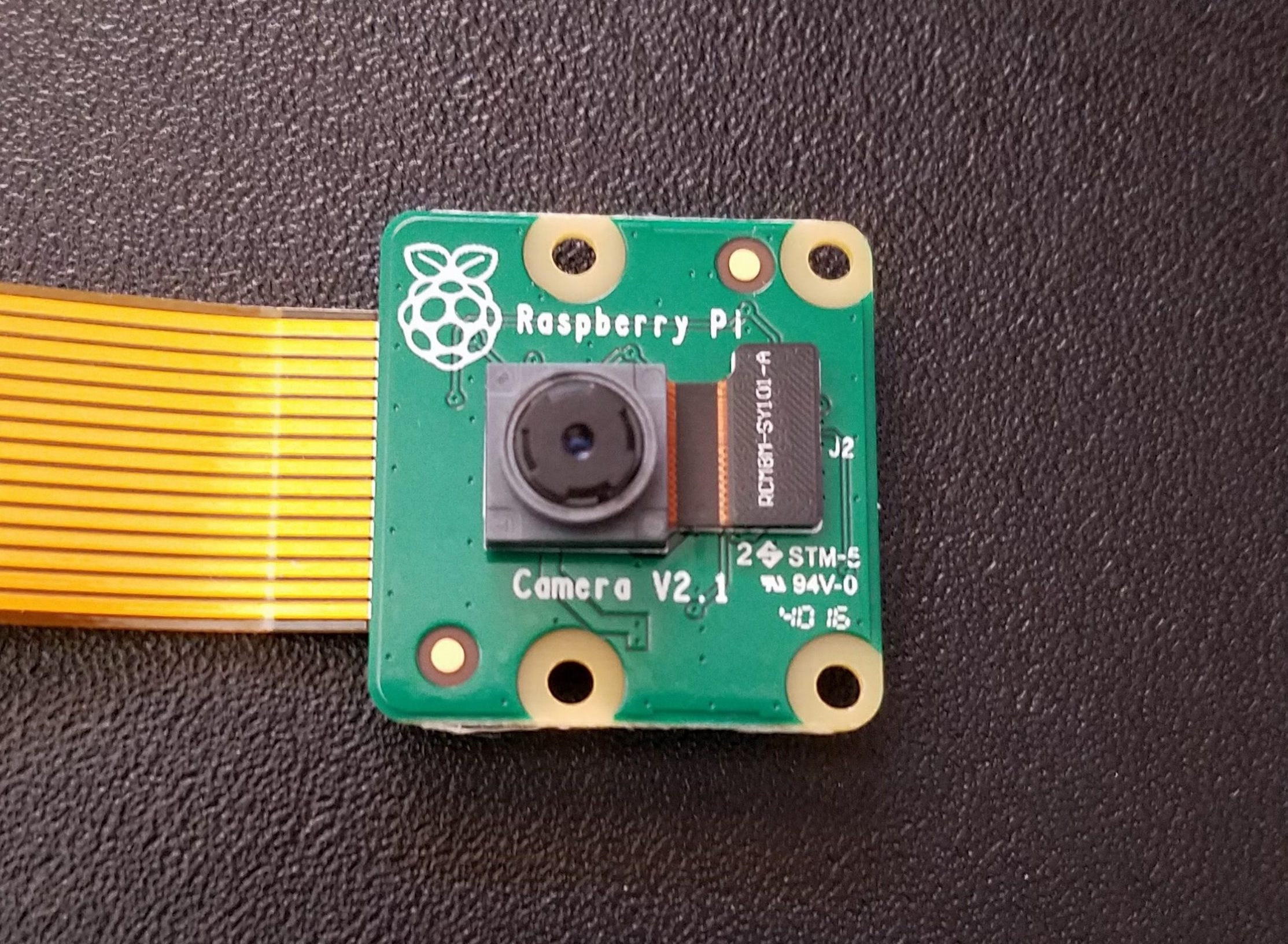Monitor a Pi Zero-hosted security camera with Node-RED, FRED